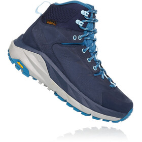 Hoka One One Sky Kaha Hiking Shoes Women black iris/blue sapphire